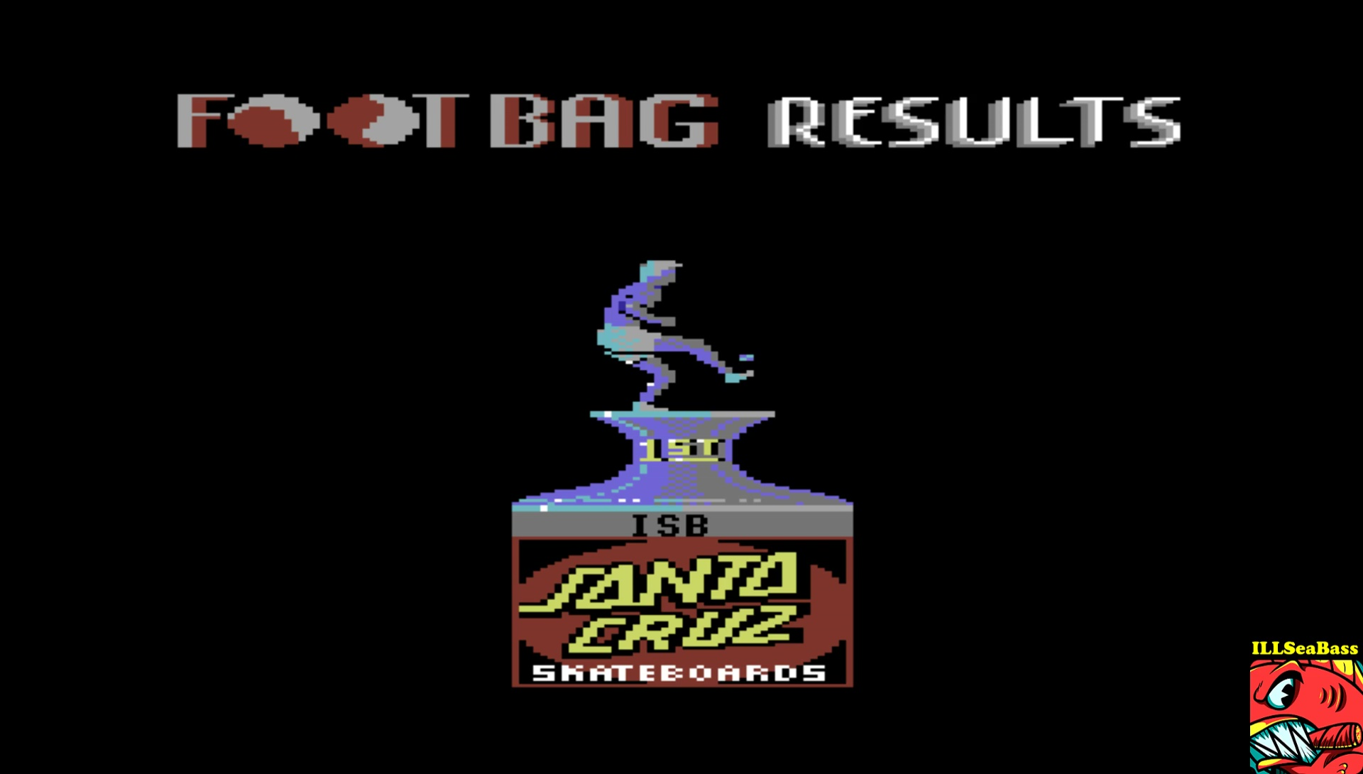 California Games: Foot Bag 41,990 points