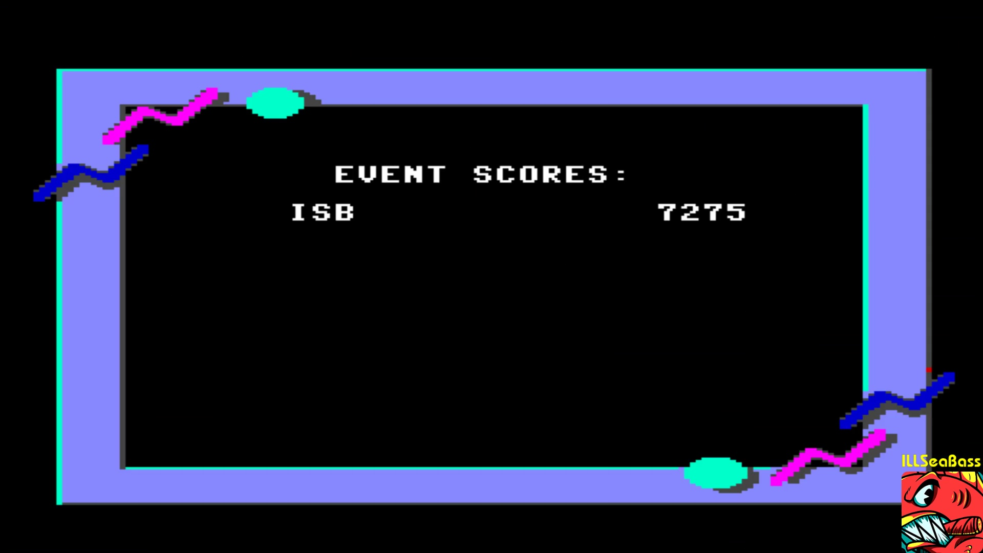 ILLSeaBass: California Games: Half Pipe (Commodore 64 Emulated) 7,275 points on 2018-01-14 20:56:40