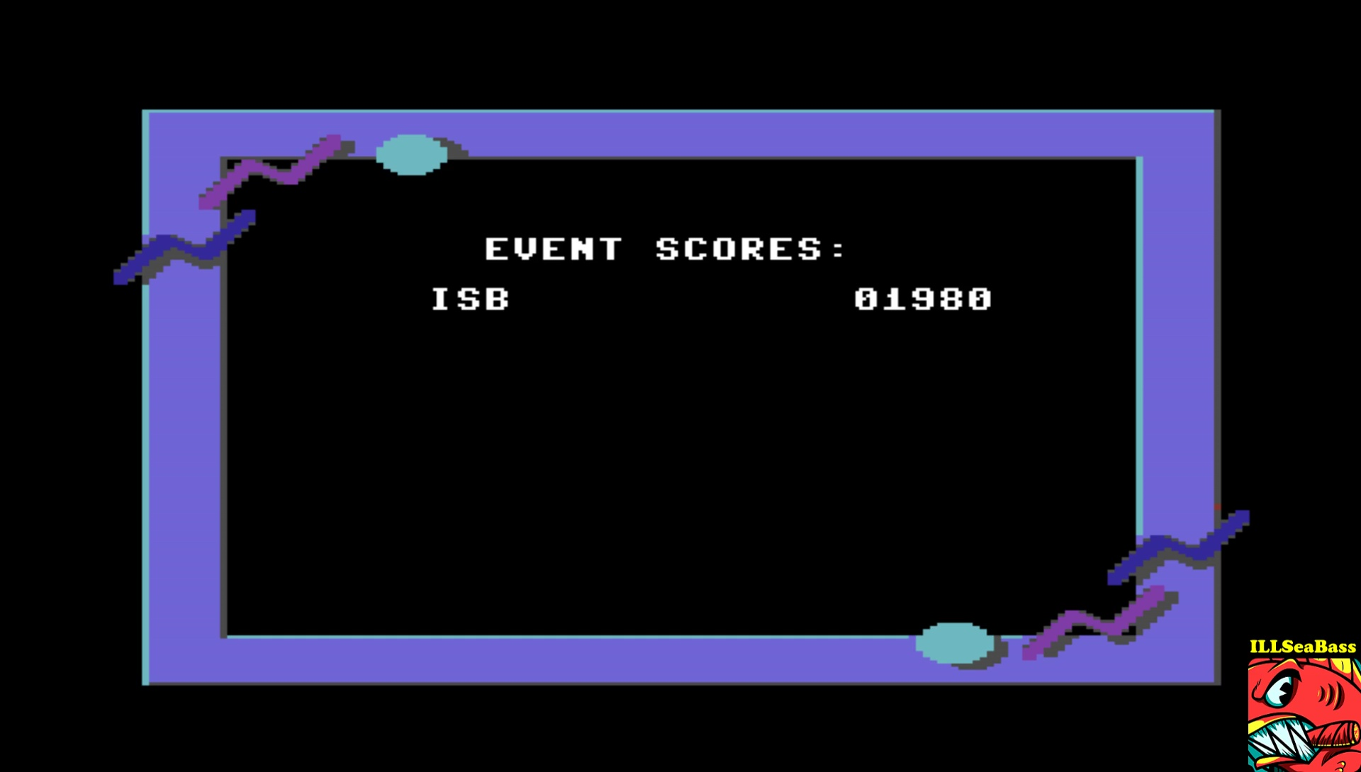 ILLSeaBass: California Games: Skating (Commodore 64 Emulated) 1,980 points on 2017-03-28 00:14:31