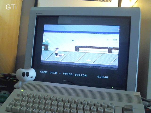 GTibel: California Games: Skating (Commodore 64) 2,840 points on 2017-05-08 05:15:05