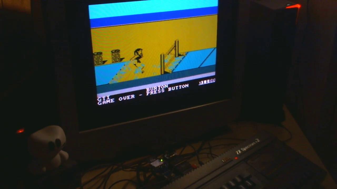 GTibel: California Games [Skating] (ZX Spectrum) 1,180 points on 2018-01-06 10:51:11