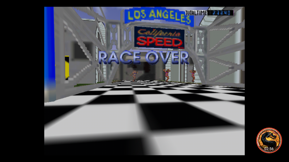 omargeddon: California Speed: Practice [Los Angeles] (N64 Emulated) 0:02:33.4 points on 2019-03-17 00:43:35