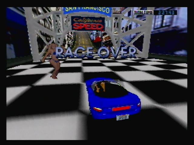 California Speed: Practice [San Francisco] time of 0:02:27.49
