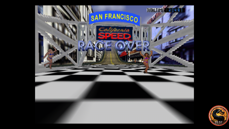 omargeddon: California Speed: Practice [San Francisco] (N64 Emulated) 0:03:04.97 points on 2019-03-16 12:05:52