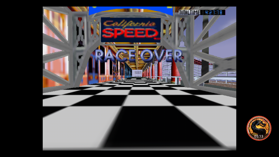 omargeddon: California Speed: Practice [Santa Cruz] (N64 Emulated) 0:04:27.78 points on 2019-03-17 00:30:00