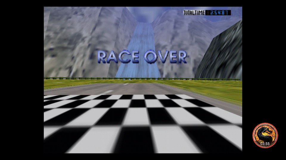 omargeddon: California Speed: Practice [Yosemite] (N64 Emulated) 0:02:54.87 points on 2019-03-17 00:45:30