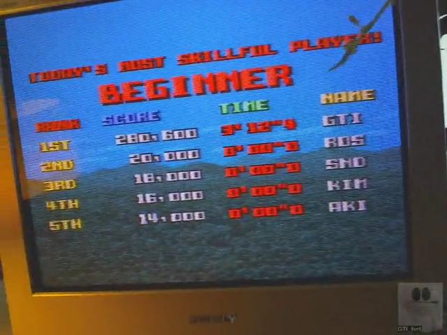 GTibel: Cameltry [Beginner] (SNES/Super Famicom) 280,600 points on 2019-08-22 11:15:00