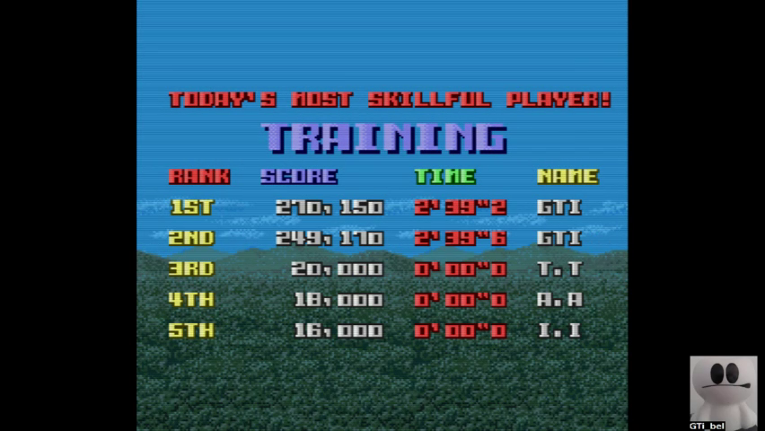 GTibel: Cameltry (SNES/Super Famicom Emulated) 270,150 points on 2019-08-22 08:59:45