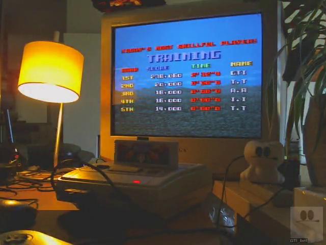 GTibel: Cameltry (SNES/Super Famicom) 278,060 points on 2019-08-22 11:02:02