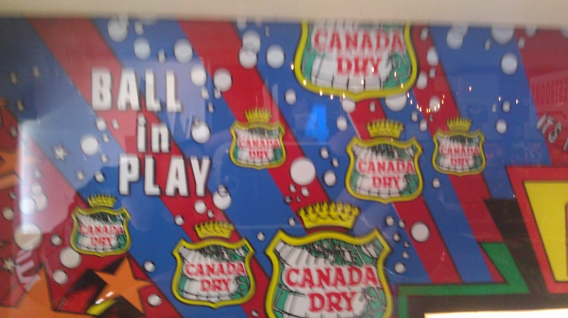 ichigokurosaki1991: Canada Dry (Pinball: 5 Balls) 92,370 points on 2016-04-12 21:09:13