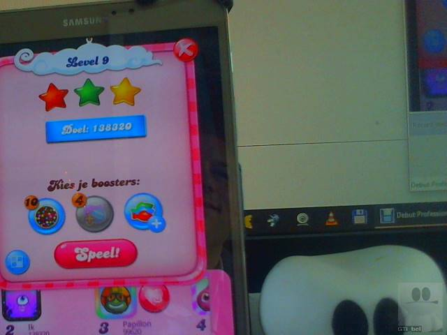 GTibel: Candy Crush Saga: Level 009 (Android) 138,320 points on 2018-02-04 04:49:22