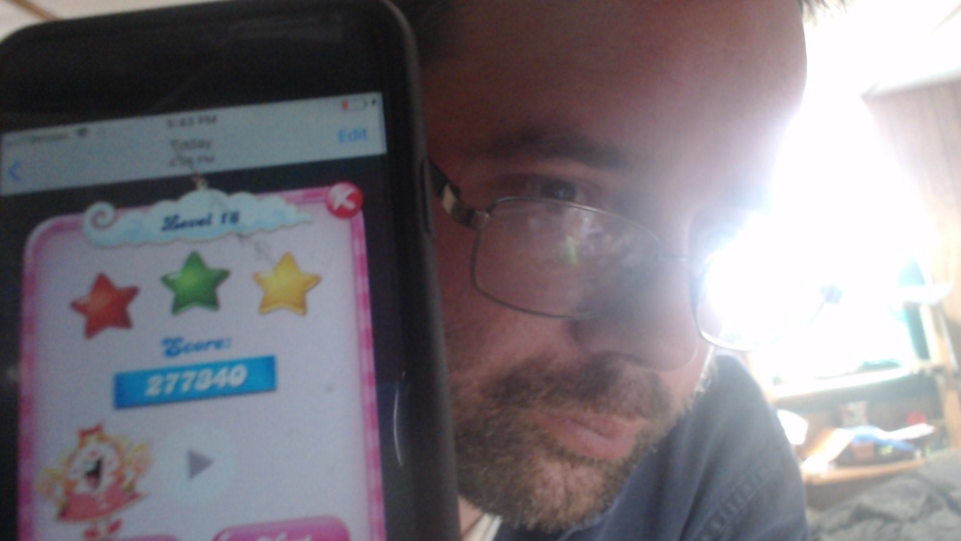 speedy4759123: Candy Crush Saga: Level 018 (iOS) 277,340 points on 2019-05-21 17:46:38