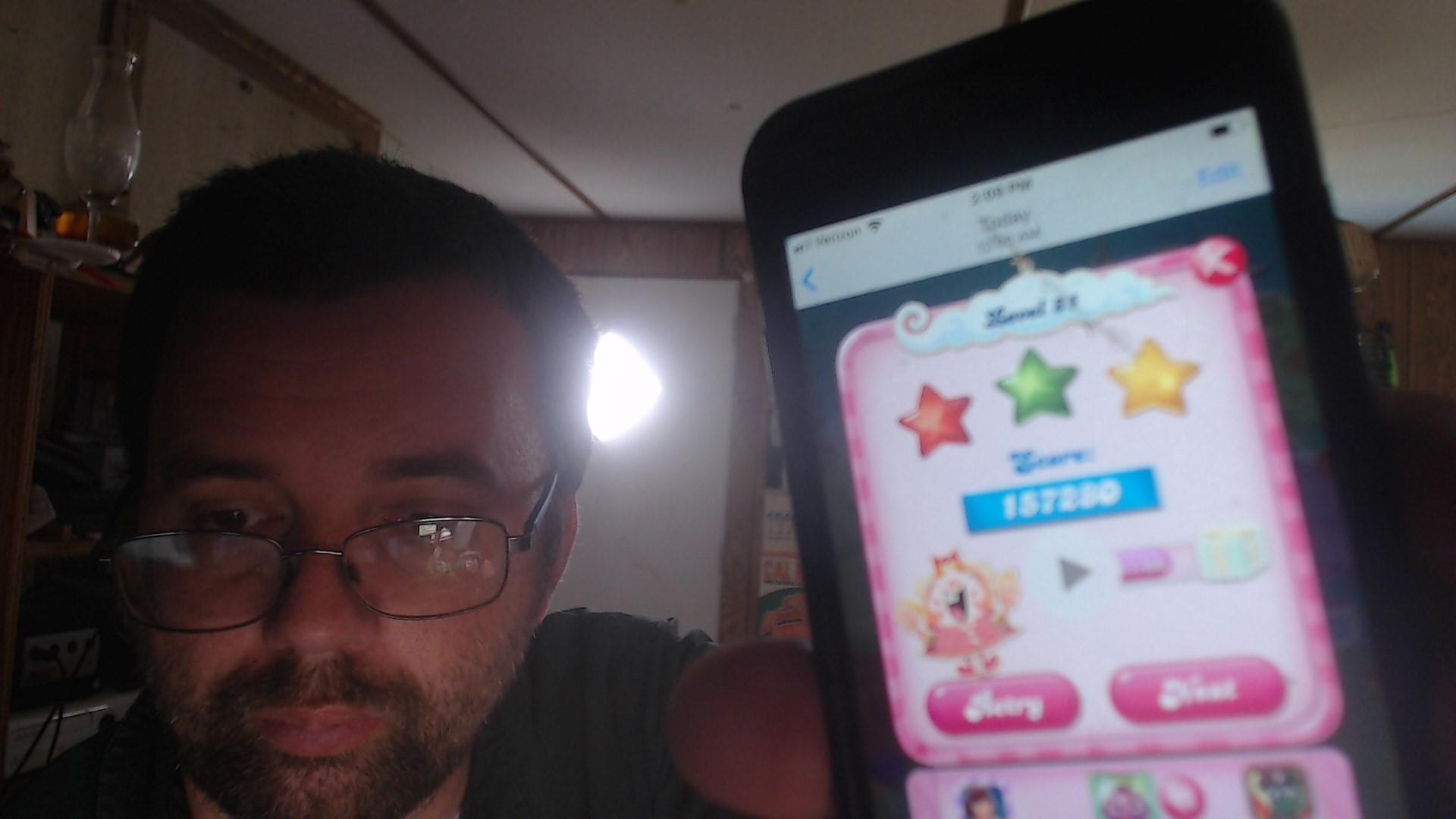 Candy Crush Saga: Level 051 157,280 points