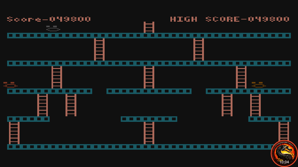 omargeddon: Candy Factory (Atari 400/800/XL/XE Emulated) 49,800 points on 2020-09-10 22:09:51