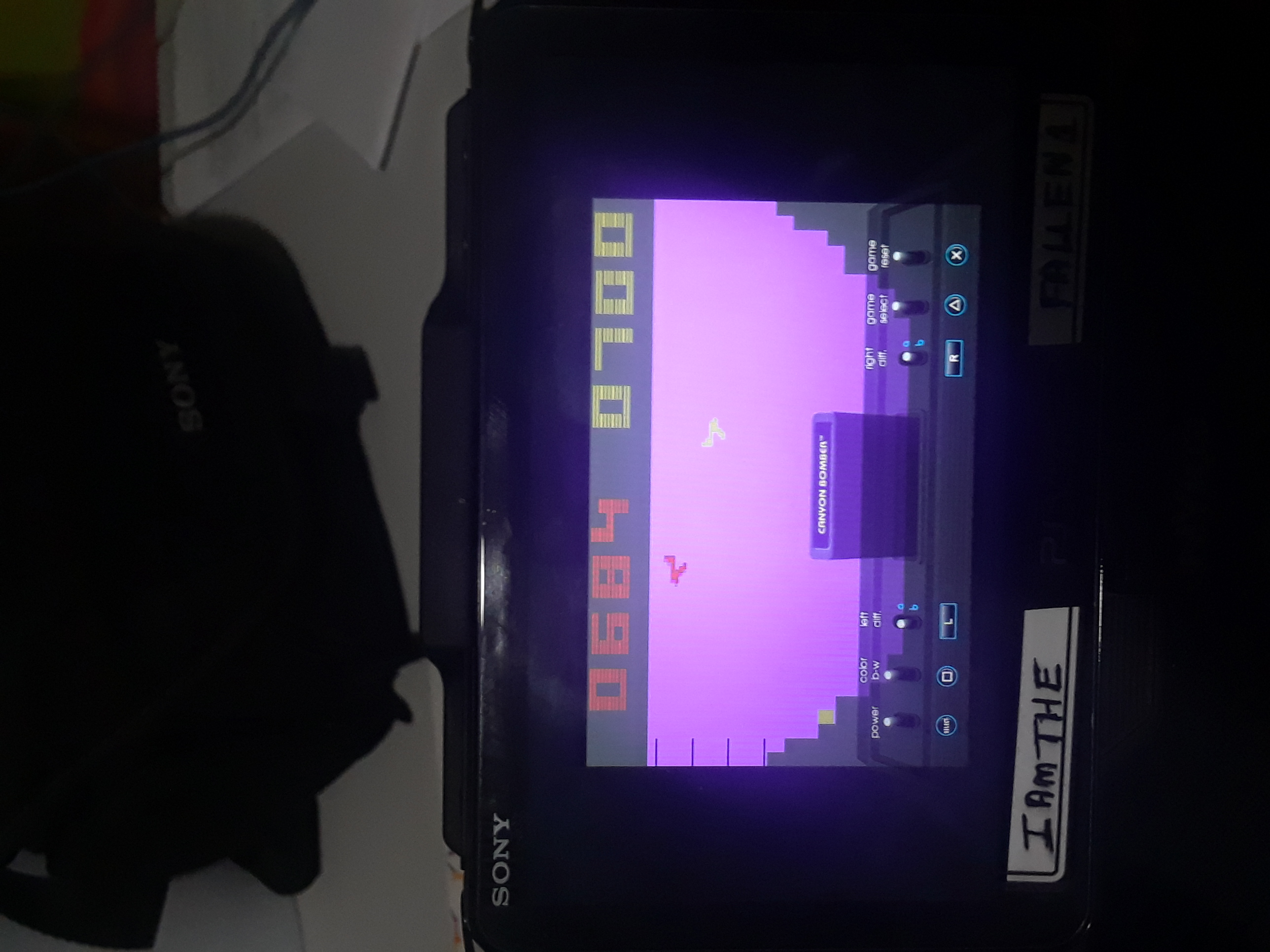 iamthefallen1: Canyon Bomber (Atari 2600 Emulated Novice/B Mode) 700 points on 2019-11-12 21:18:32
