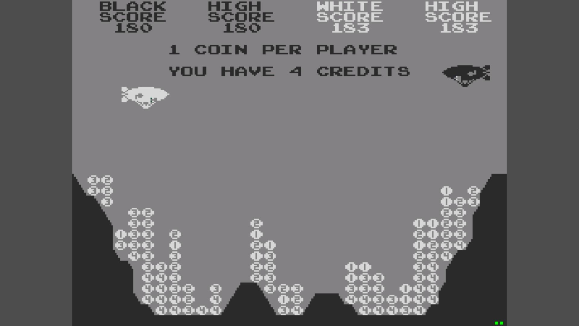 AkinNahtanoj: Canyon Bomber [canyon] (Arcade Emulated / M.A.M.E.) 180 points on 2020-10-14 03:47:48