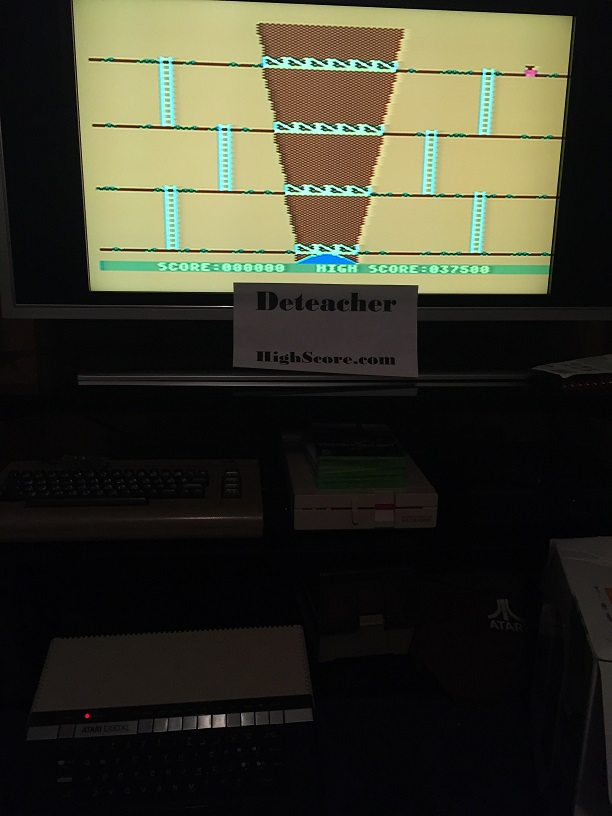 Deteacher: Canyon Climber (Atari 400/800/XL/XE) 37,500 points on 2016-04-23 20:56:48
