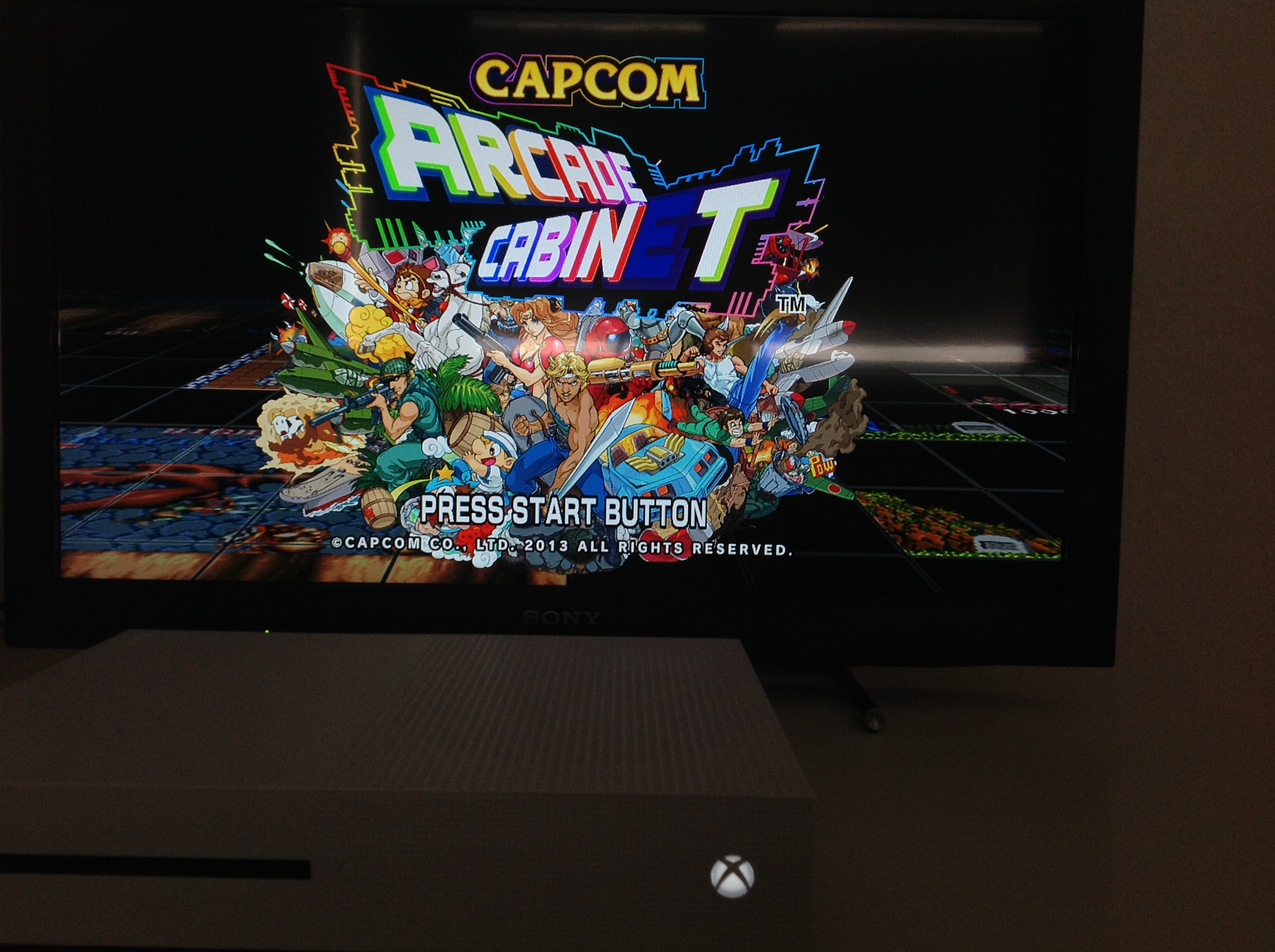 CoCoForest: Capcom Arcade Cabinet: SonSon (Xbox 360) 94,700 points on 2019-05-26 10:43:56
