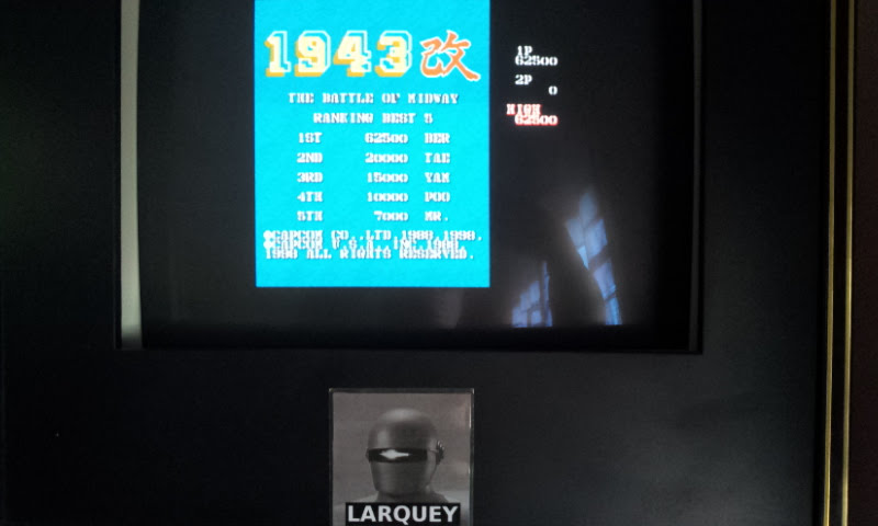Larquey: Capcom Classics Collection Reloaded: 1943 Kai (PSP Emulated) 62,500 points on 2018-04-03 14:06:09