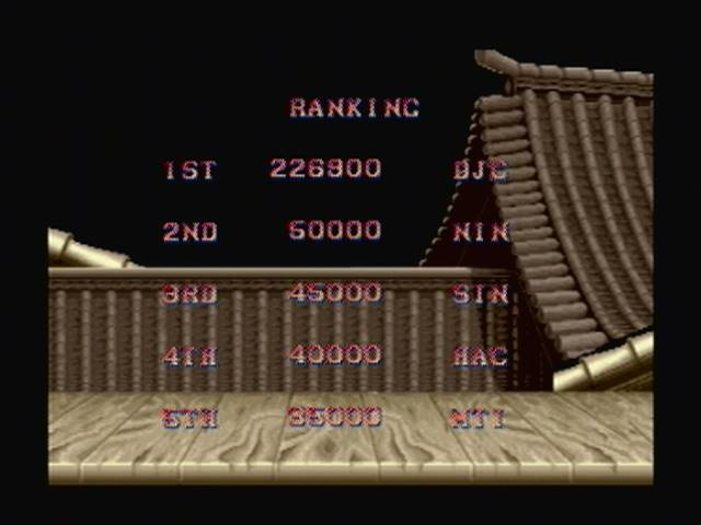 derek: Capcom Classics Vol 1: Street Fighter II (Playstation 2) 226,900 points on 2016-03-05 22:55:30