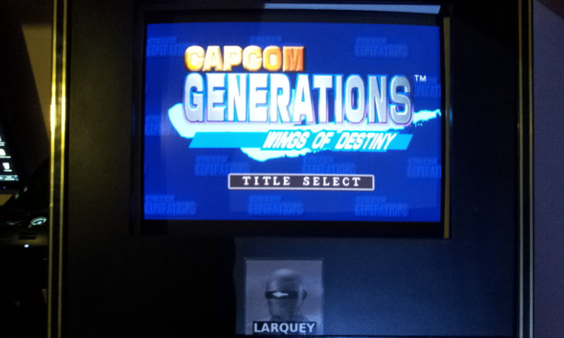 Larquey: Capcom Generations 1: 1943 (Playstation 1 Emulated) 276,230 points on 2018-01-30 14:05:41