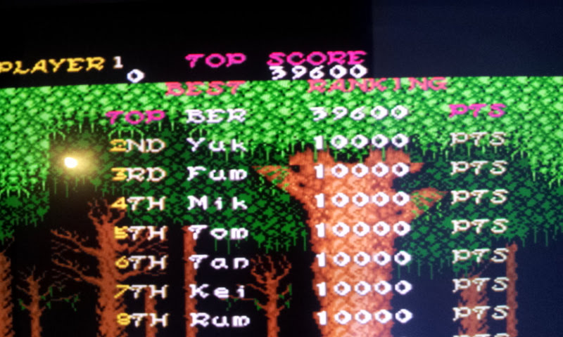 Larquey: Capcom Generations 2: Ghost N Goblins (Playstation 1 Emulated) 39,600 points on 2018-02-02 13:16:11