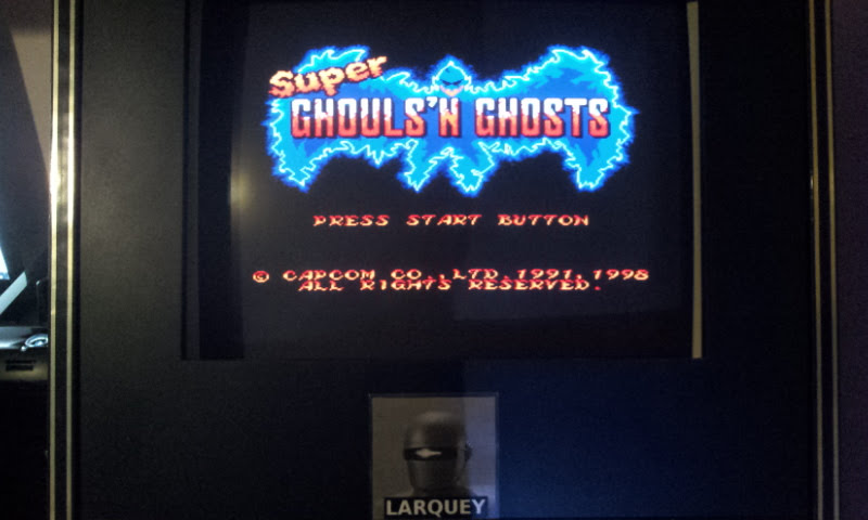 Larquey: Capcom Generations 2: Super Ghouls