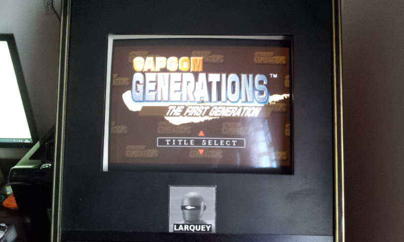 Larquey: Capcom Generations 3: Vulgus (Playstation 1 Emulated) 91,950 points on 2018-02-03 06:23:56