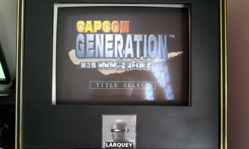 Larquey: Capcom Generations 3: Vulgus (Sega Saturn Emulated) 45,450 points on 2018-04-08 02:48:19