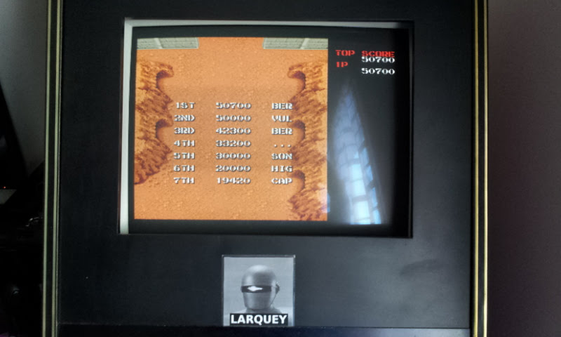 Larquey: Capcom Generations 4: Commando (Playstation 1 Emulated) 50,700 points on 2018-02-04 05:31:39