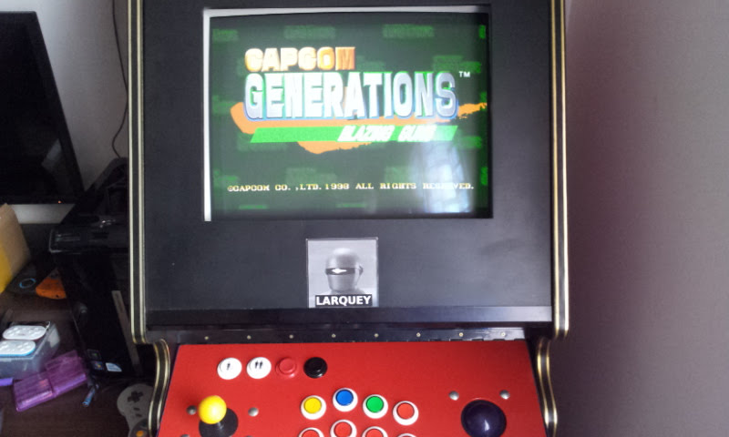Larquey: Capcom Generations 4: Mercs (Playstation 1 Emulated) 53,850 points on 2018-02-04 05:36:15