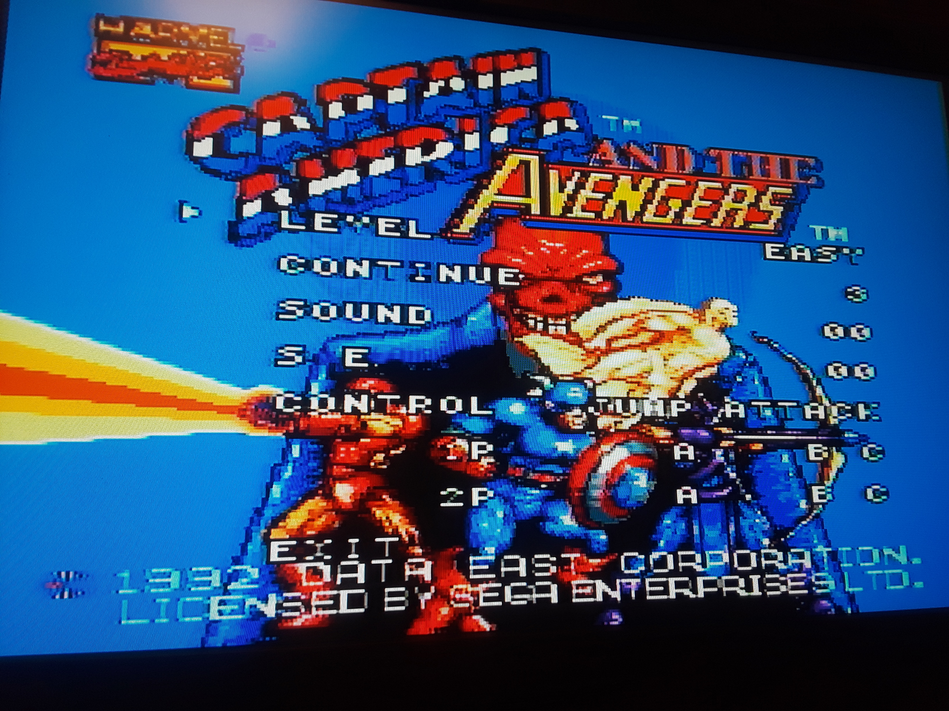 Captain America and The Avengers [Easy] 128,782 points