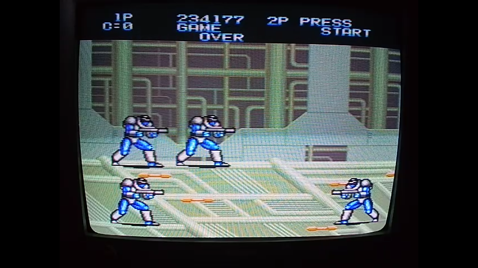 omargeddon: Captain America and the Avengers [Normal] (Sega Genesis / MegaDrive) 234,177 points on 2020-05-09 19:56:11