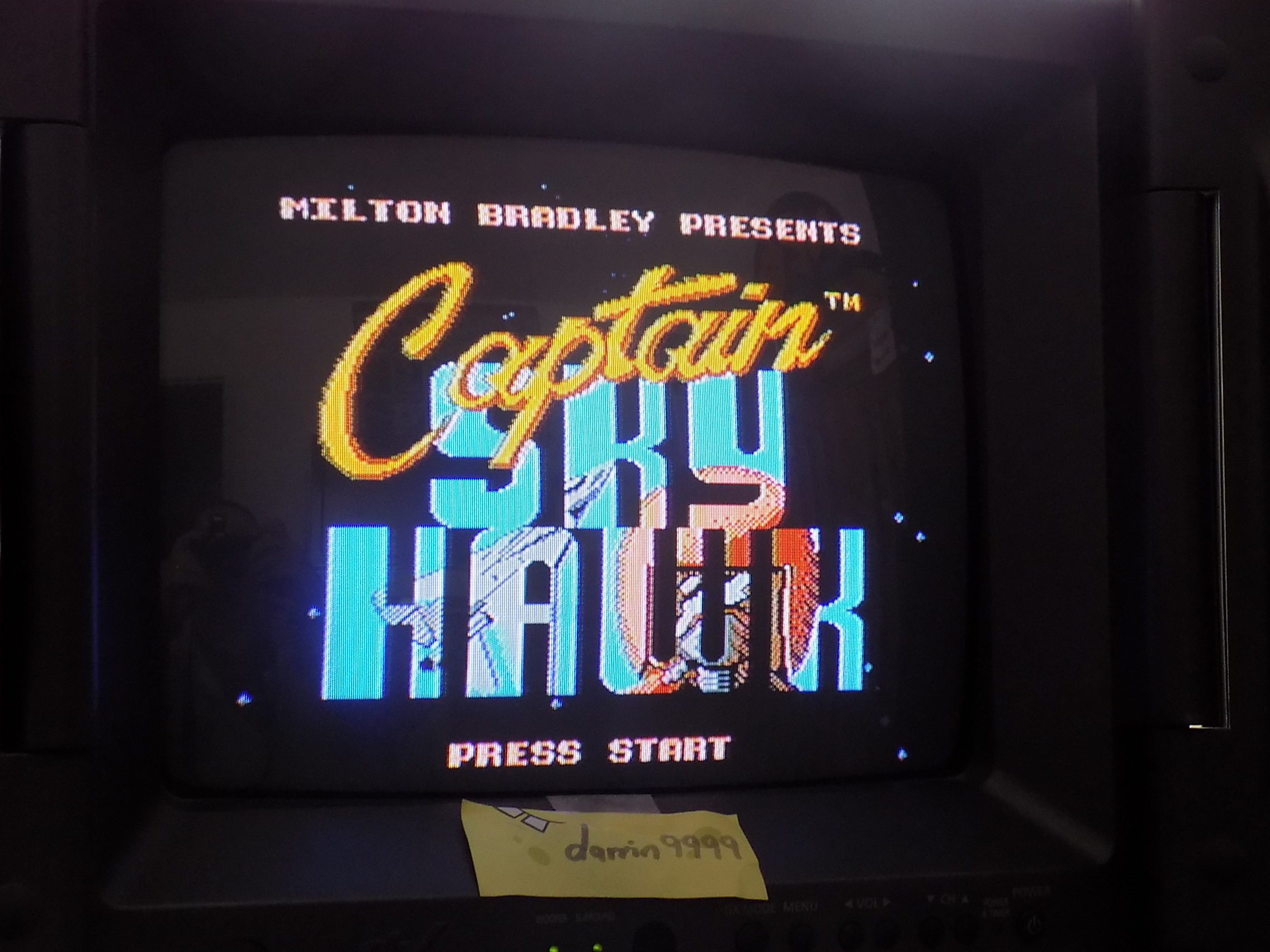 darrin9999: Captain Skyhawk (NES/Famicom) 15,673 points on 2018-02-08 13:37:27