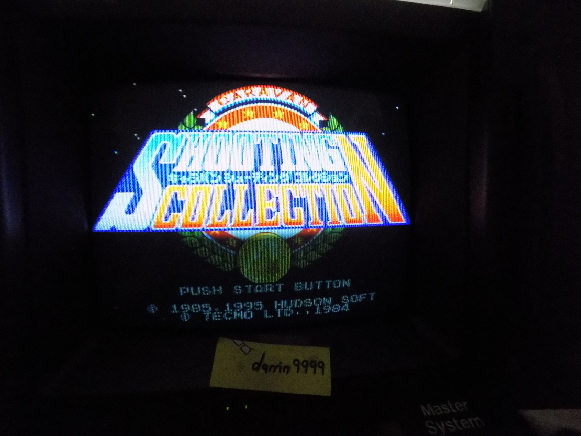 darrin9999: Caravan Shooting Collection [Star Force] (SNES/Super Famicom) 108,200 points on 2019-04-13 09:22:26