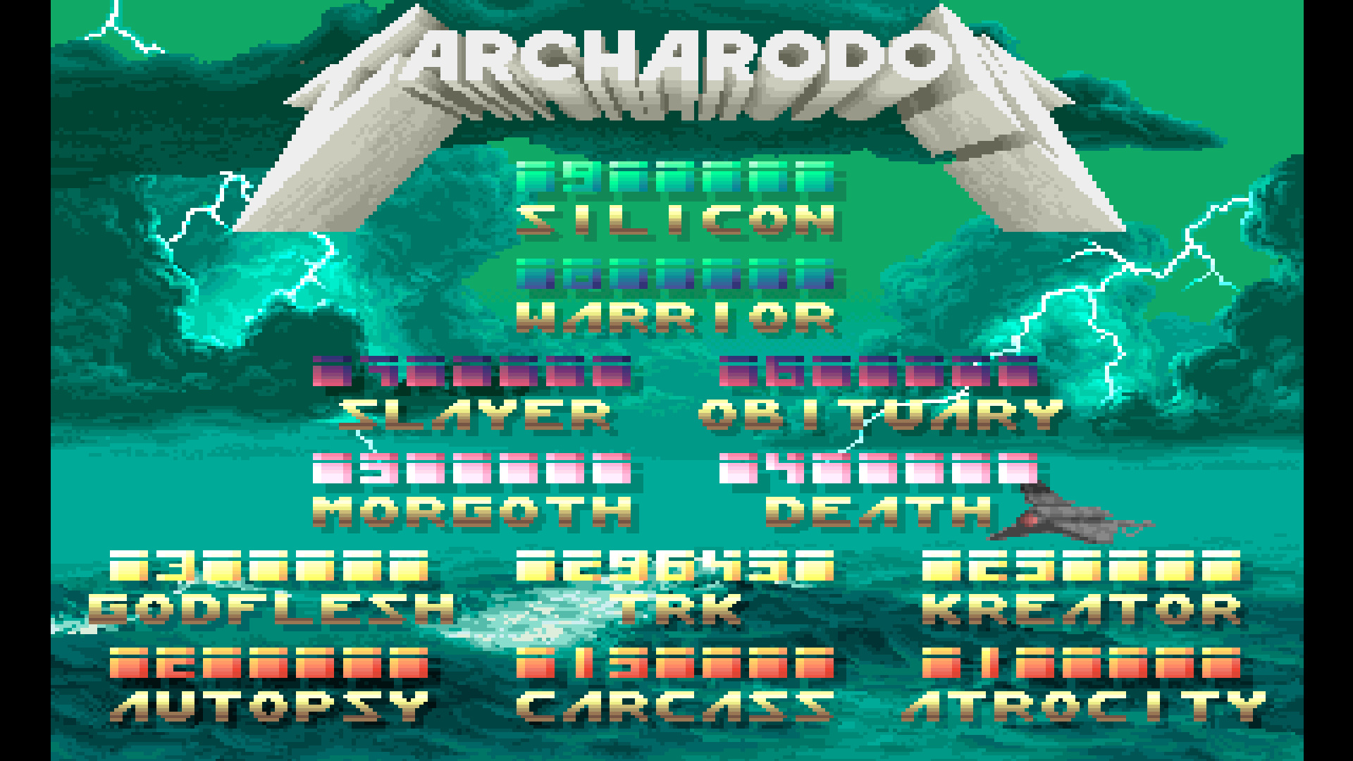 TheTrickster: Carcharodon: White Sharks (Amiga Emulated) 296,450 points on 2015-08-03 06:47:44