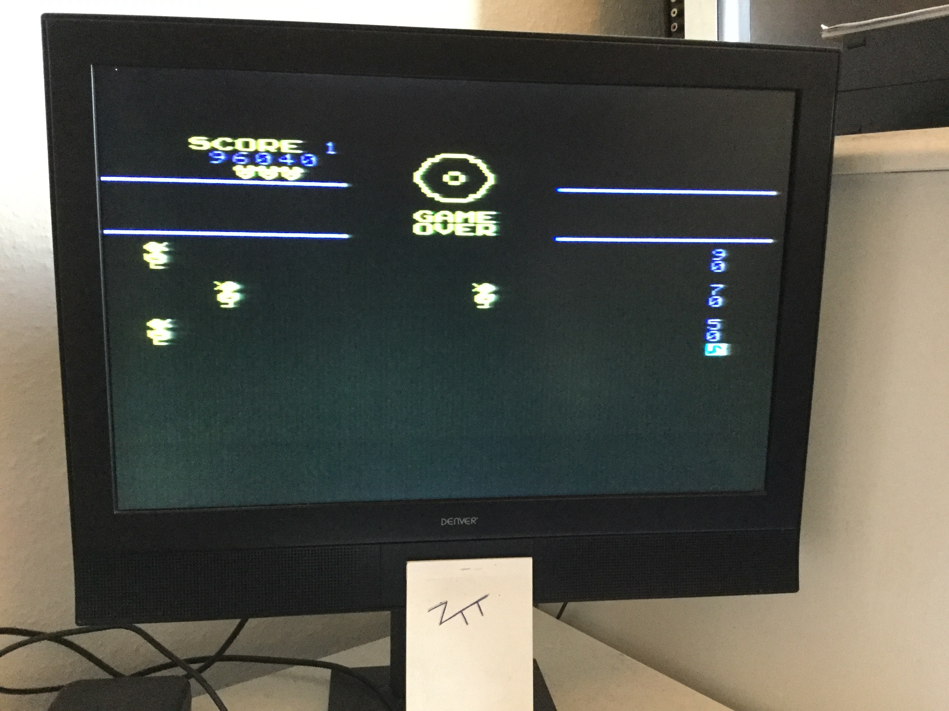 Frankie: Carnival (Colecovision) 96,040 points on 2016-12-15 05:35:00