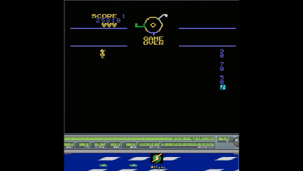 S.BAZ: Carnival (Colecovision Emulated) 25,810 points on 2019-02-21 04:37:59