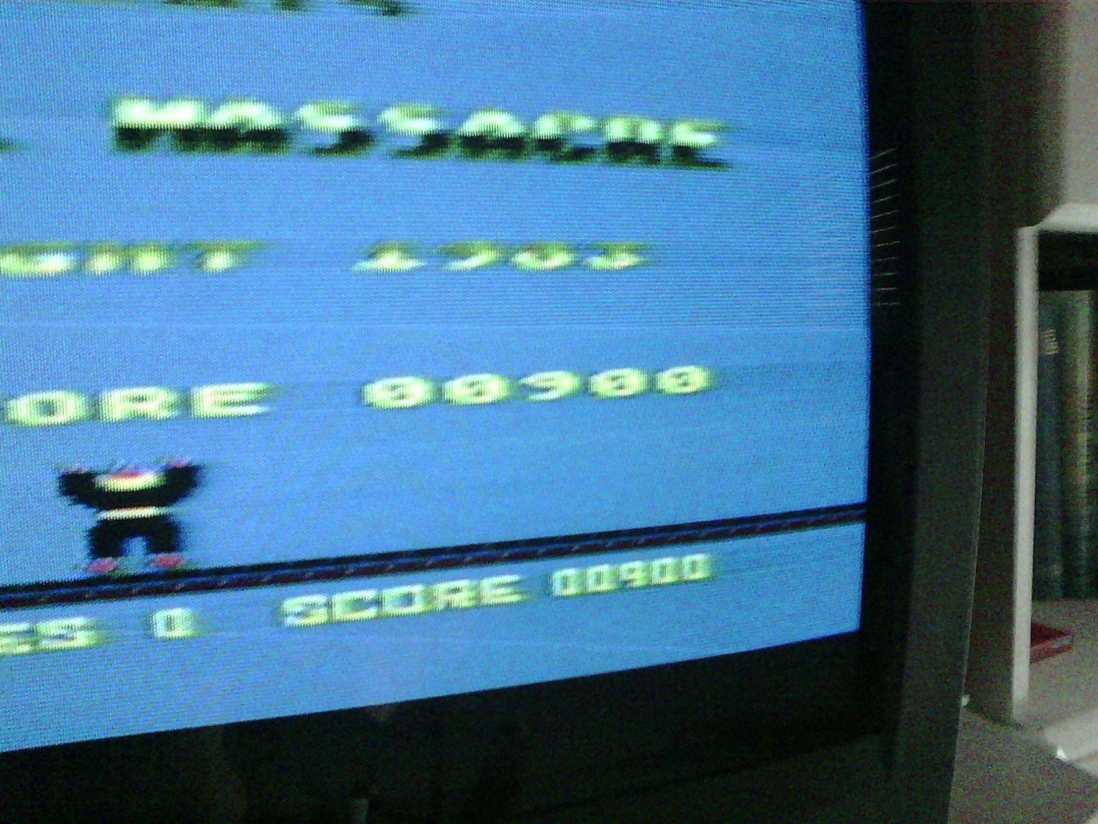 MisterVCS: Carnival Massacre (Atari 400/800/XL/XE) 900 points on 2015-11-07 07:16:42