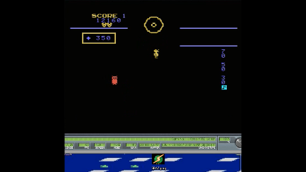 S.BAZ: Carnival: Skill 2 (Colecovision Emulated) 12,160 points on 2019-02-21 04:46:51