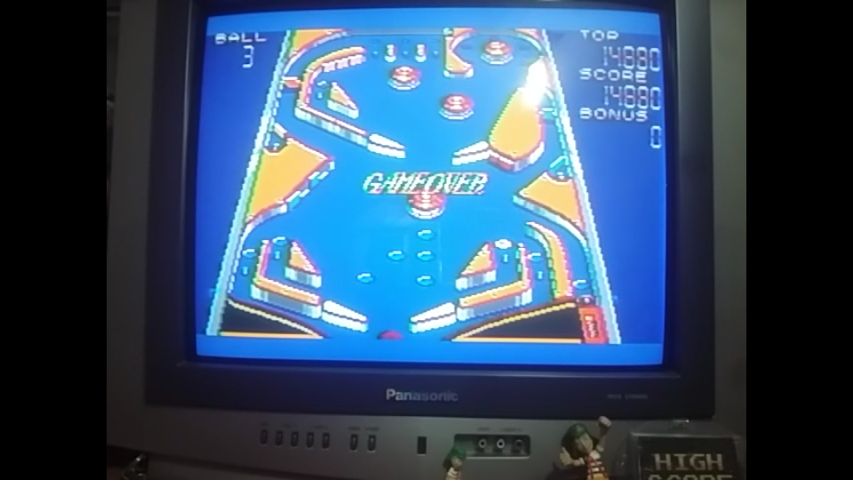 omargeddon: Casino Games: Pinball [Middle] (Sega Master System) 14,880 points on 2018-08-18 12:21:34