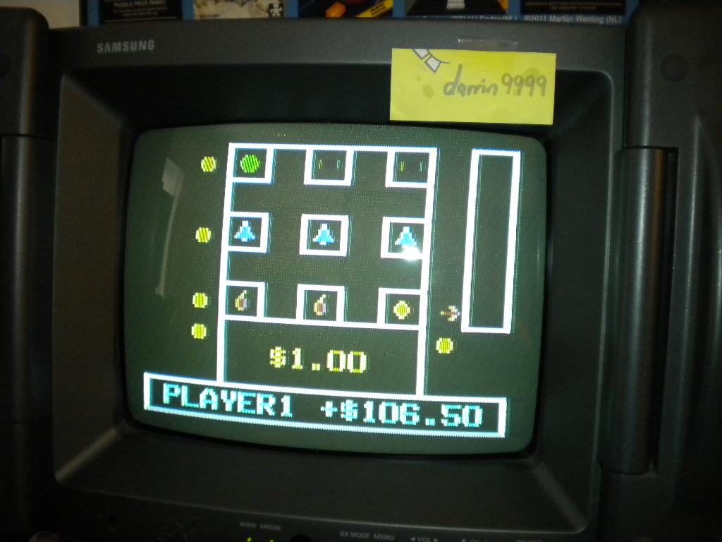 Casino Slot Machine 106 points
