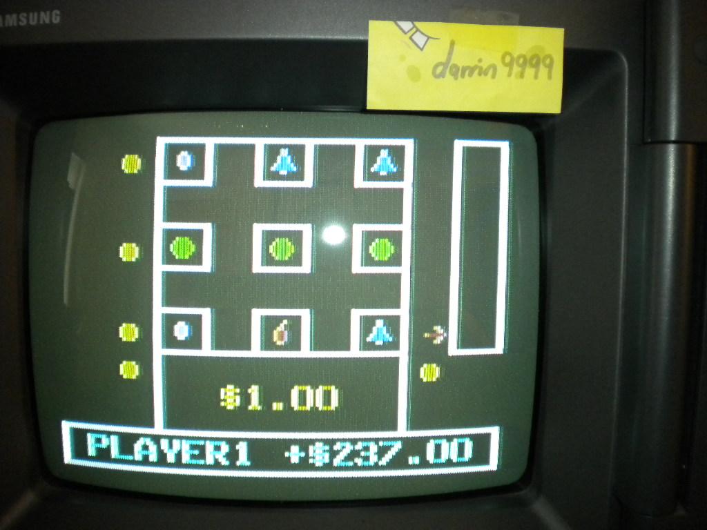 Casino Slot Machine 237 points