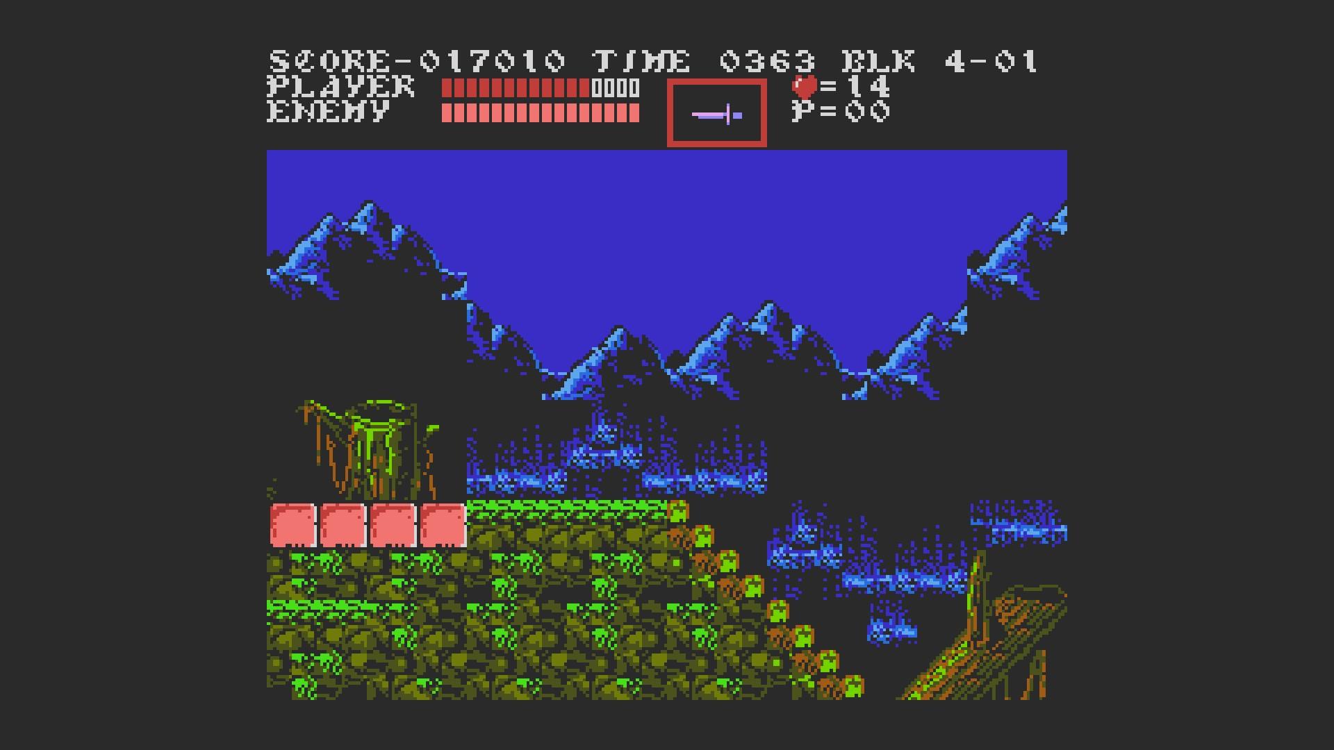 AkinNahtanoj: Castlevania III: Dracula