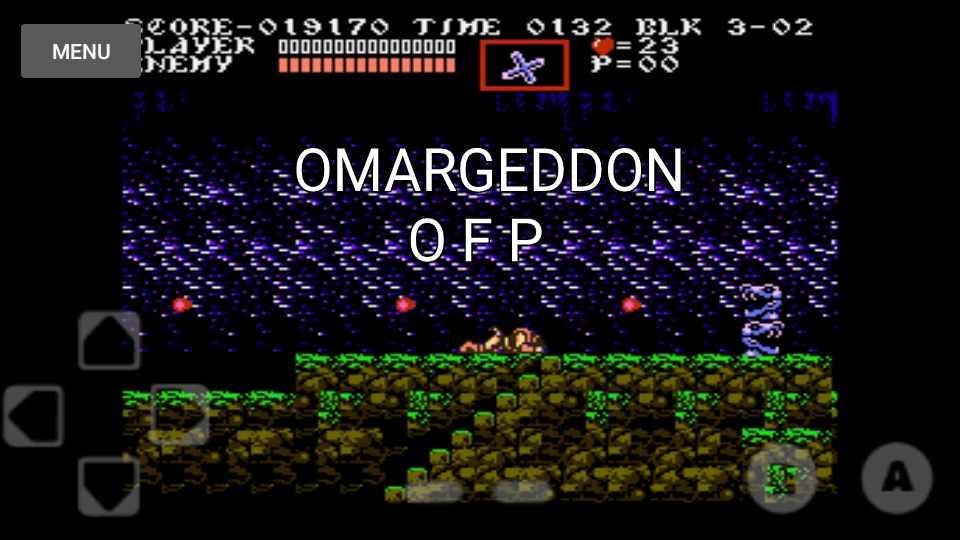 omargeddon: Castlevania III: Dracula