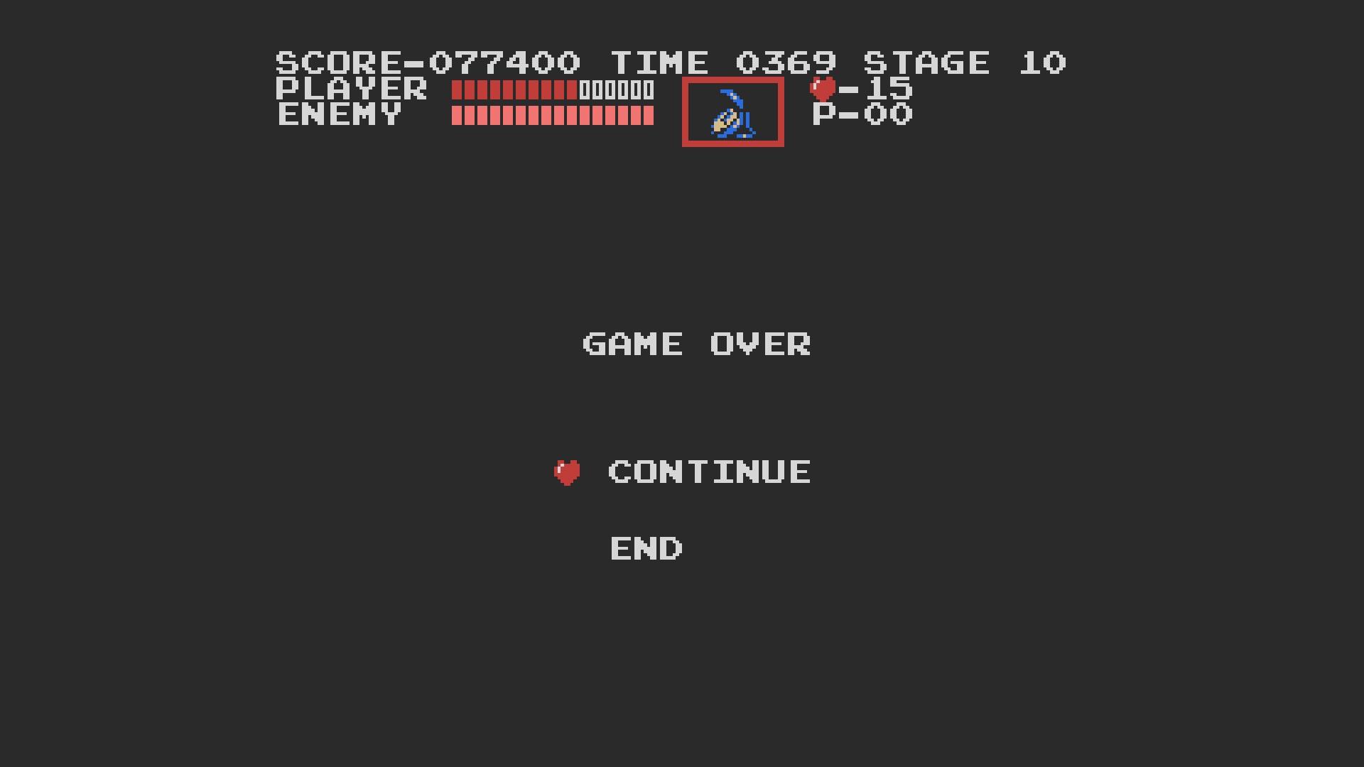 AkinNahtanoj: Castlevania (NES/Famicom Emulated) 77,400 points on 2020-08-21 16:41:34