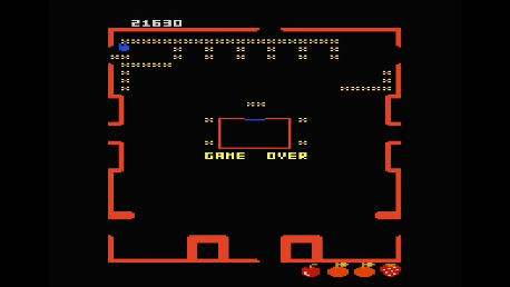 S.BAZ: Caterpiller / Cat-Man: Strawberry Start (Atari 7800 Emulated) 21,630 points on 2018-02-11 23:36:37