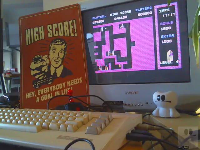 GTibel: Cavelon (Commodore 64) 70,500 points on 2019-02-01 09:34:21