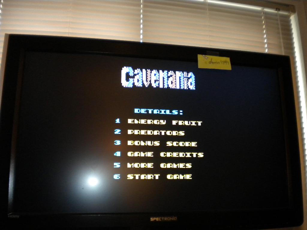 Cavemania 4,800 points