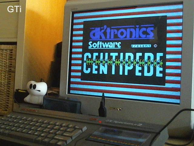 GTibel: Centipede [1982 DK